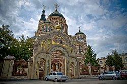 Храм Преподобного Алексия, человека Божия