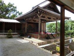 Former Okazaki Noh Stage