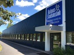 Kalmar Stadsmission Second hand & Garderoben