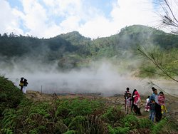 Sileri Crater