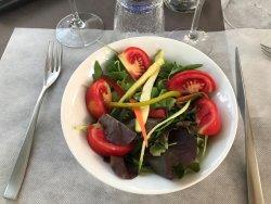 Insalata mista - mit richtig guten Tomaten!