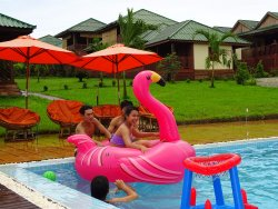 Ratanakiri Paradise Hotel, Restaurant & SPA