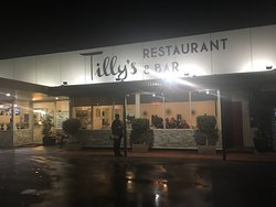 Tilly's from the outside & inside.
