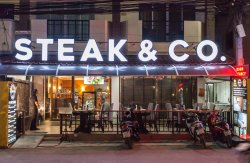 Steak & co Pattaya