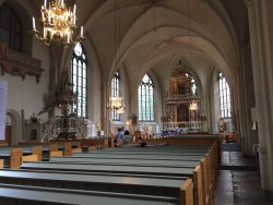 Mariestad Cathedral