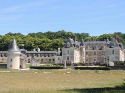 Chateau de Gizeux