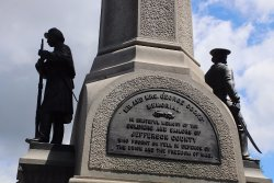 Soldiers and Sailors Civil War Monument