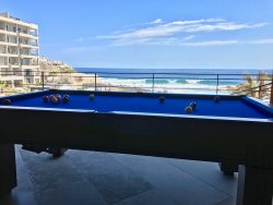 Billiards with a view