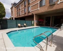 The Pool at the Ramada Chatsworth
