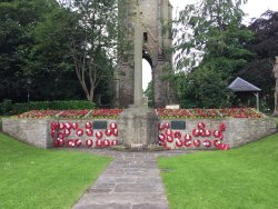 The Friary Gardens War Memorial