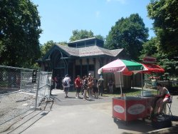 Boston Common Visitor Center