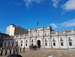 Centro Cultural Palacio de la Moneda y Plaza de la Ciudadanía