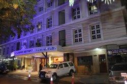 IK London Residency Coffee Shop