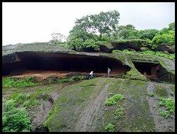 Kanheri unfinished caves