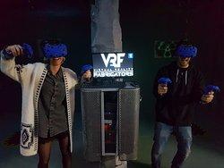 VR Fabricators