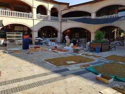 Şire Bazaar (Dried Apricot Bazaar)