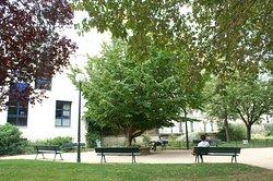 Square de l'Oiseau Lunaire