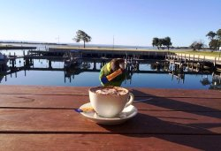 Waterside Restaurant Mandurah Quay Resort