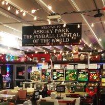 Silverball Retro Arcade Asbury Park