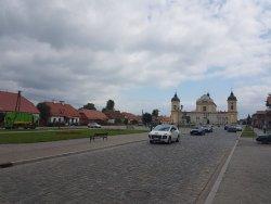 Plac Czarnieckiego w Tykocinie