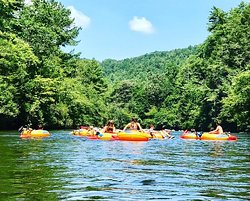 Toccoa Wilderness Tubing