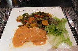 Kipfilet (suprème poulet) € 15,50