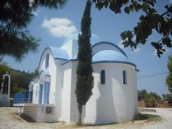 Agia Kyriaki Church