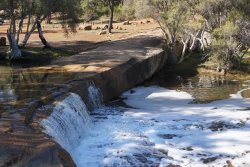 Noble Falls Walk Trail