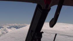 Le sommet du Mont Blanc