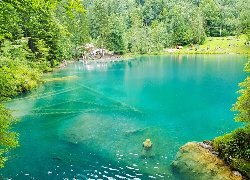 Naturpark Blausee