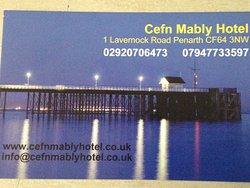 Cefn Mably Hotel Pub