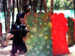 Paintball Forêt de Bainem