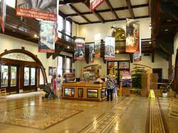 Montgomery Visitors Center
