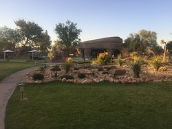 Good hotel about 5 km from Windhoek town and 45 km from airport
