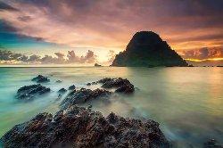 Pulau Merah Beach