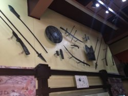 War artifacts historical