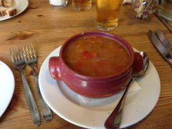 Aljotta, ( fish soup )
