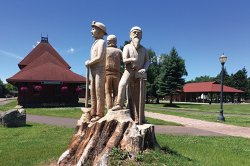Ironwood Historic Depot & Museum