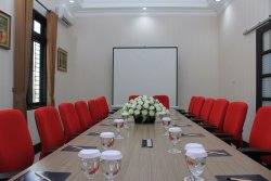 Our Meeting room with capacity up to 20 pax