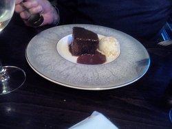 Sticky Toffee Pudding....yummy !