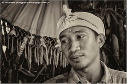 Kadek : Amazing personality representing the true Bali like I experience first way back in 1974.