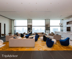 Lobby at The Prince Gallery Tokyo Kioicho, a Luxury Collection Hotel