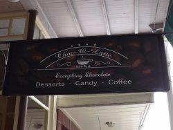 Choc-O-Latte - Desserts, Coffee, Latte, Chocolate