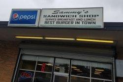 Sammy's Sandwich Shop