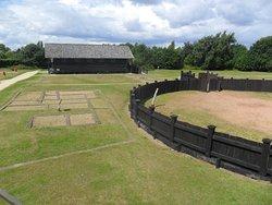 Lunt Roman Fort