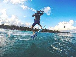 Mexican Caribbean Kitesurf & Paddlesurf