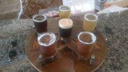Whitestone - Flight of Beer