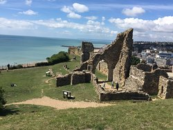 ‪Hastings Castle‬