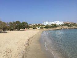 παραλία Λιόλιου