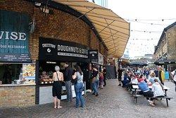 Crosstown Camden - Doughnut & Coffee Bar